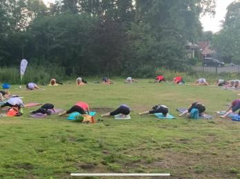 Neue Yogakurse nach den Ferien!